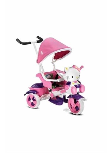 BabyHope Babyhope Kety Üç Teker ıtmeli Bisiklet 135 Renkli